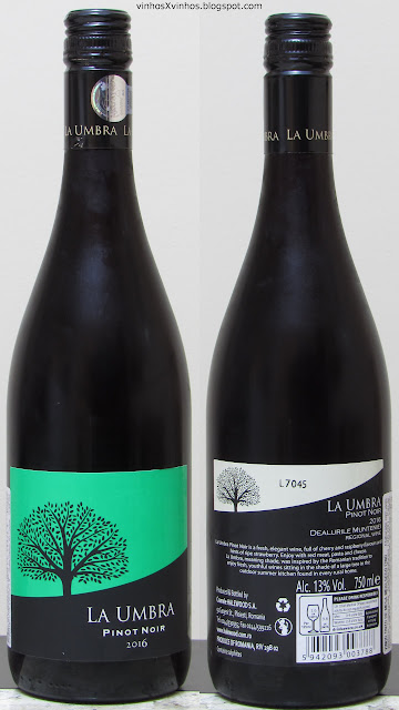 La Umbra Pinot Noir