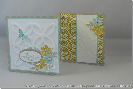 Blooming Marvellous, The Craft Spa, SAB 2013, Stampin Up, SU   (2)