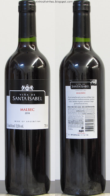 Viña de Santa Isabel Malbec