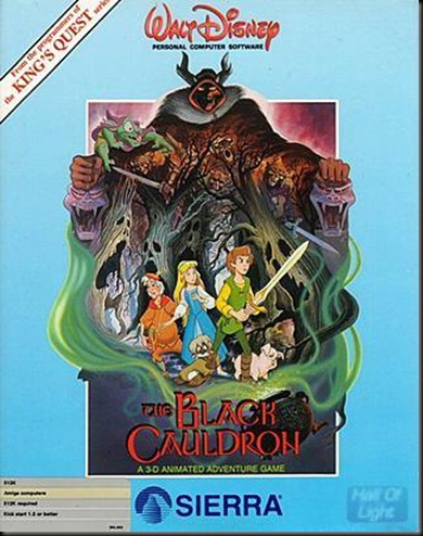 black cauldron box