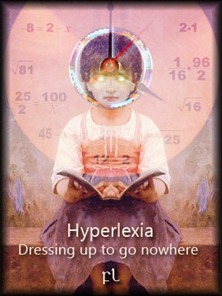 Hyperlexia - Dressing up to go nowhere Cover