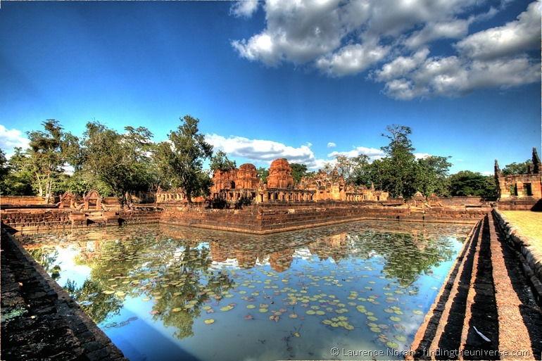 Prasat Muang Tam temple Thailand Buriram