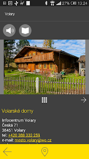 Volary - audio tour- screenshot thumbnail