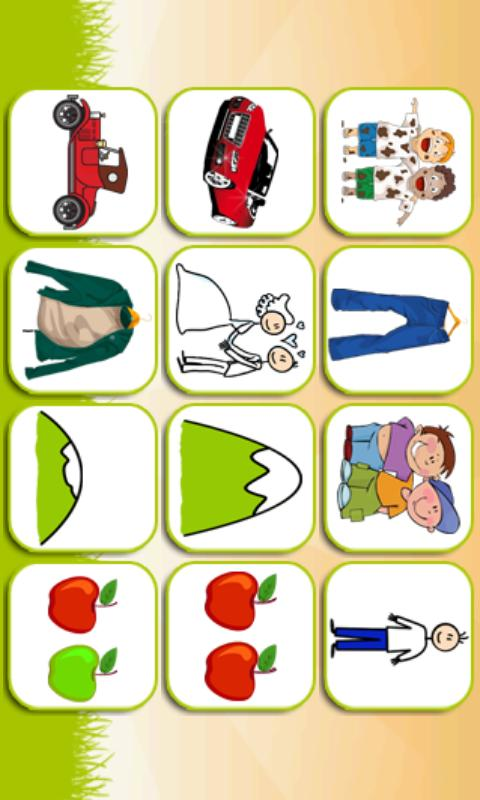 Printables At Words For Kids kids opposite words game lite android apps on google play screenshot