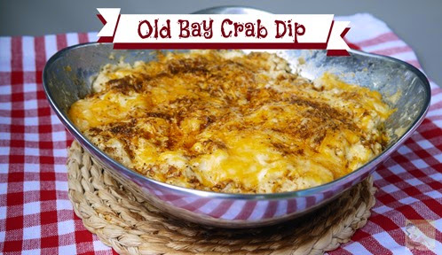 Old Bay Crab Dip