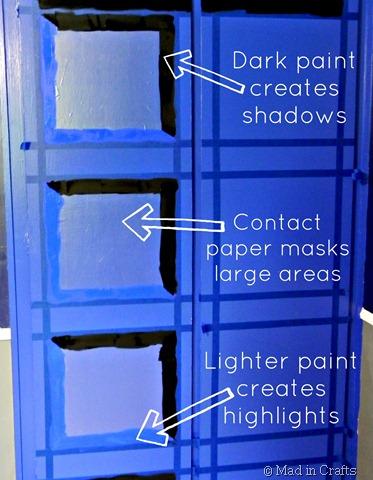 set painting trick
