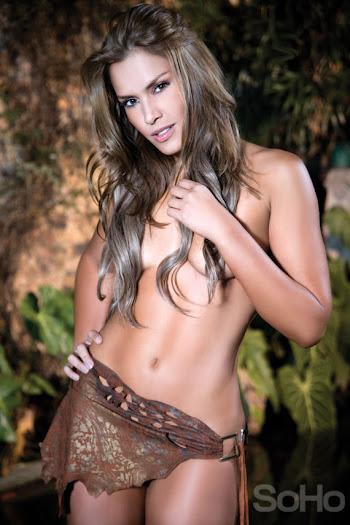 Katherine Porto Desnuda Revista SoHo Foto 4