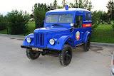 Milicijos Gaz 69 1965 m
