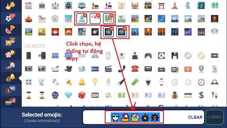 Cách dùng icon facebook