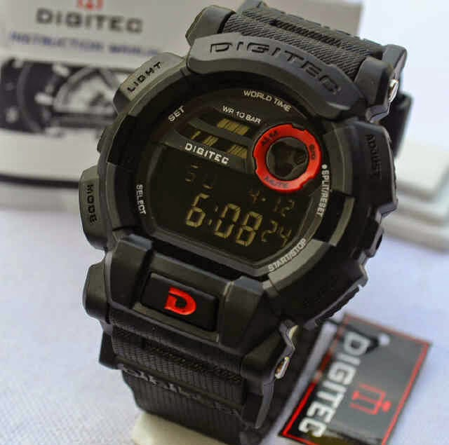 Digitec warna hitam