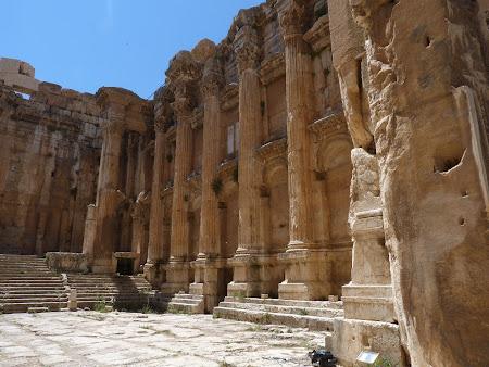 Imagini Liban: templul lui Astarte
