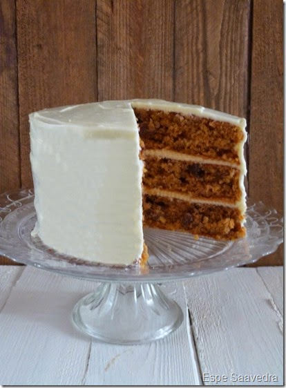 carrot layer cake espe saavedra