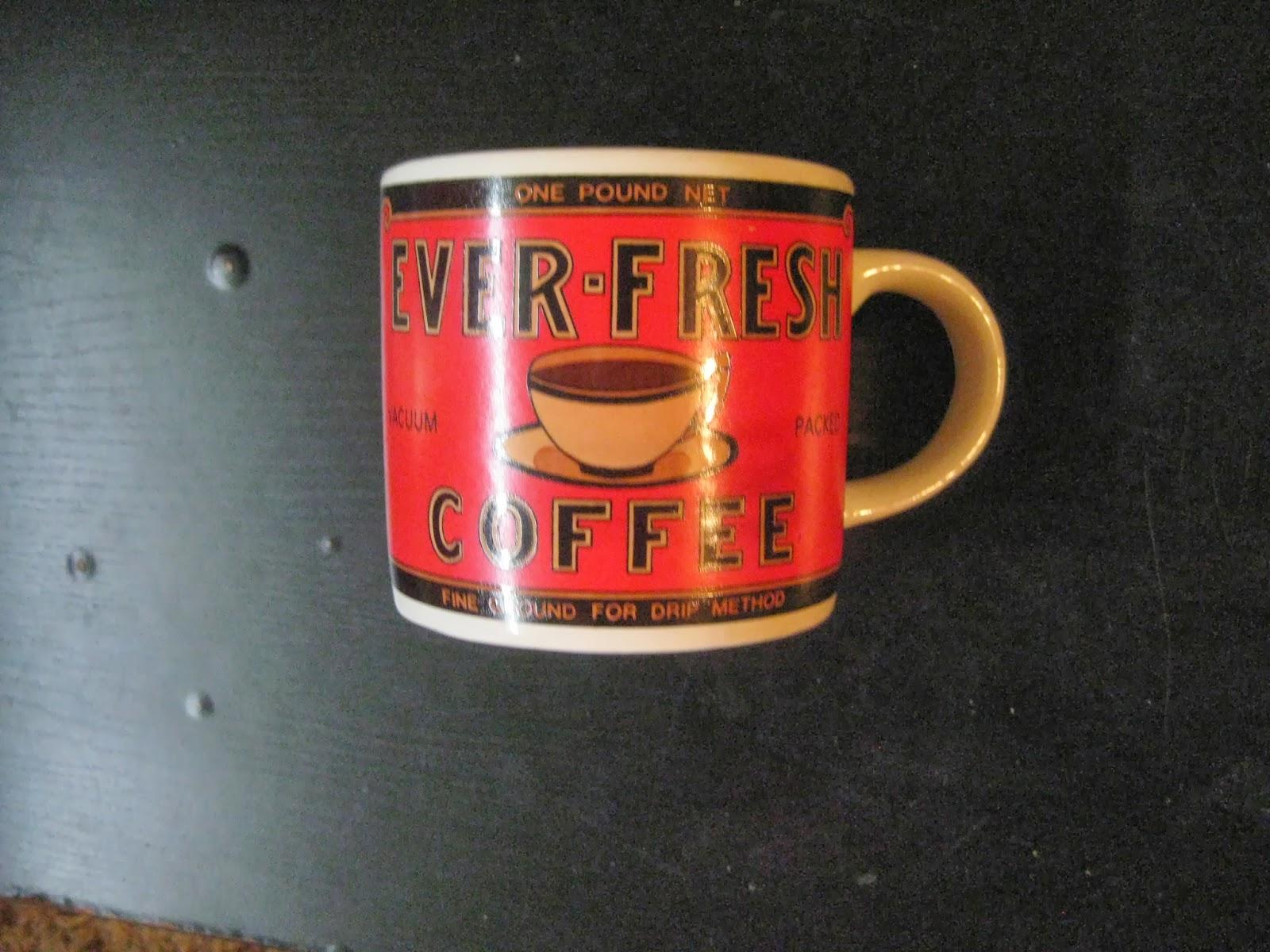 Ever-Fresh Yesteryear Westwood Mug 1992