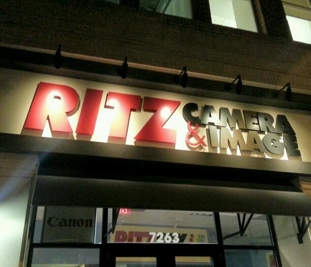 Robert Dyer @ Bethesda Row: RITZ CAMERA FINDS NEW HOME IN