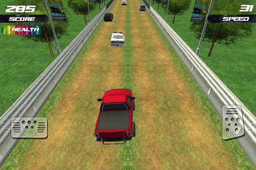 【免費賽車遊戲App】交通赛车:公路赛车-APP點子