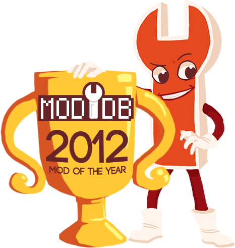 Indie Retro News: Mod of the Year 2012 - Moddb