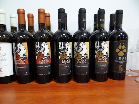 Gitana Wineries