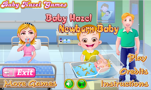 Baby Hazel Newborn Baby 27 screenshots 1