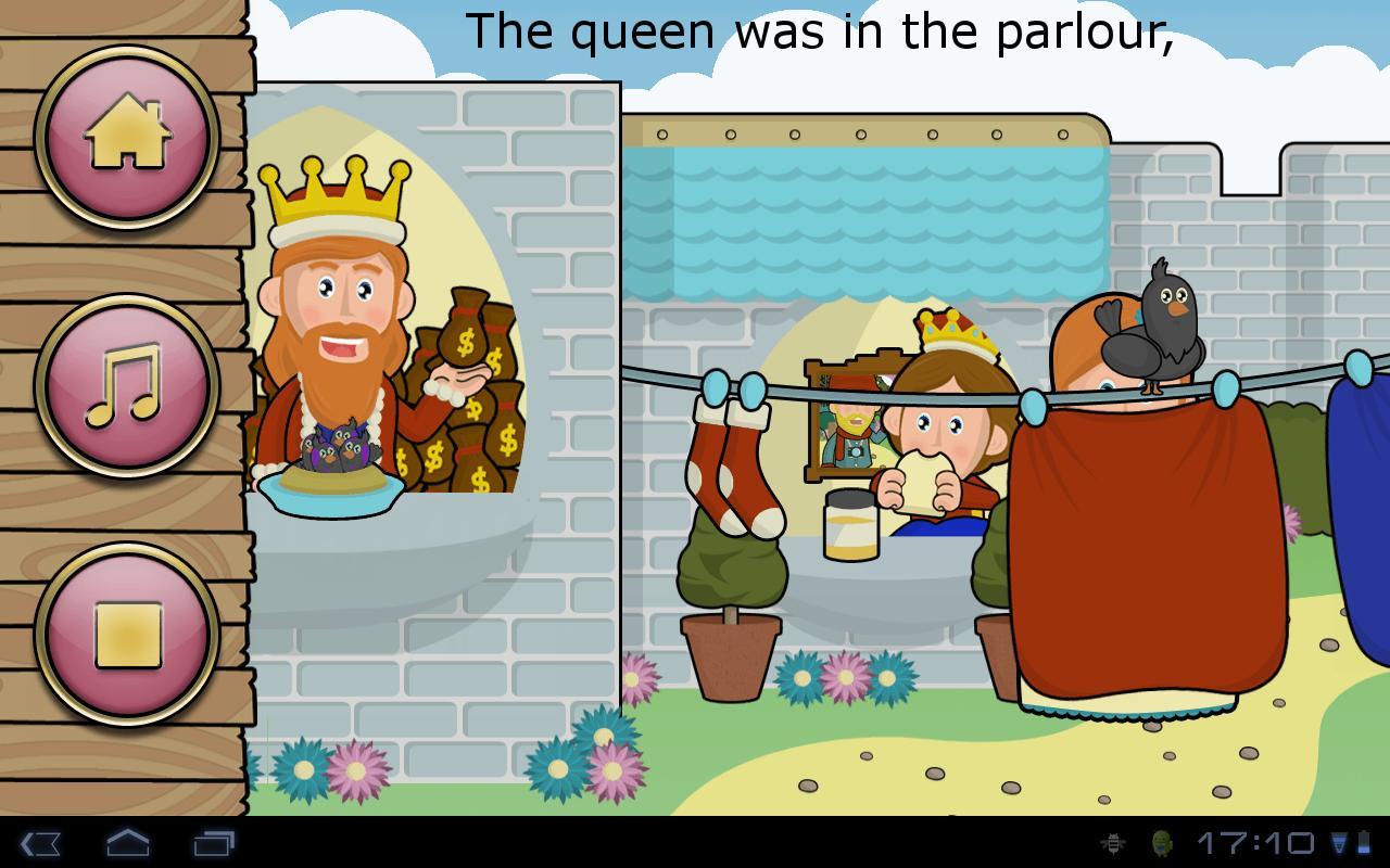 Nursery Rhymes For Kids - screenshot