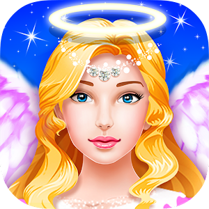 Angel Fairy – Salon Girls Game for PC and MAC