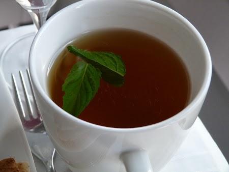 ceai cu menta