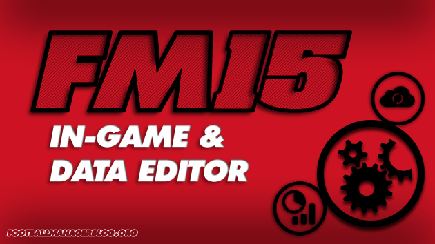 FM15 In-Game and Data Editor