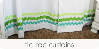ric rac curtains