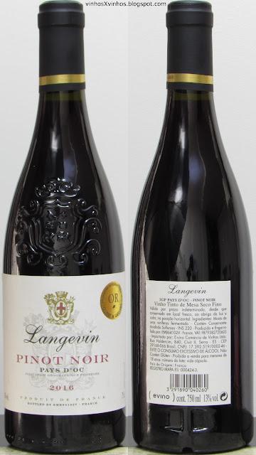 Langevin Pinot Noir