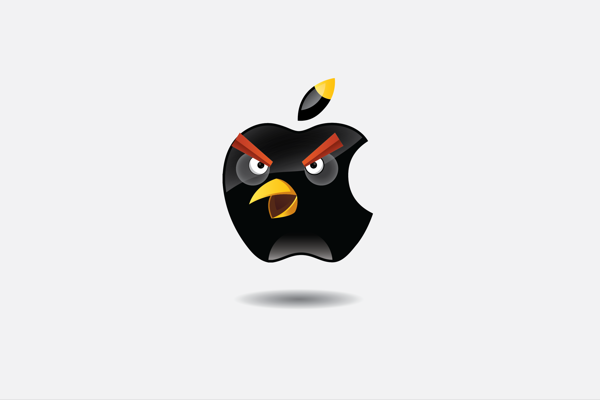 logo de marques Apple