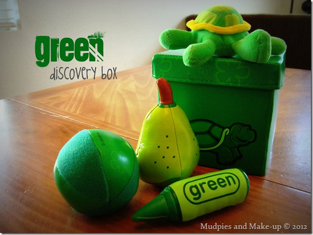 green discovery box