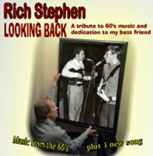 CD REVIEW: LOOKING BACK - Rich Stephen