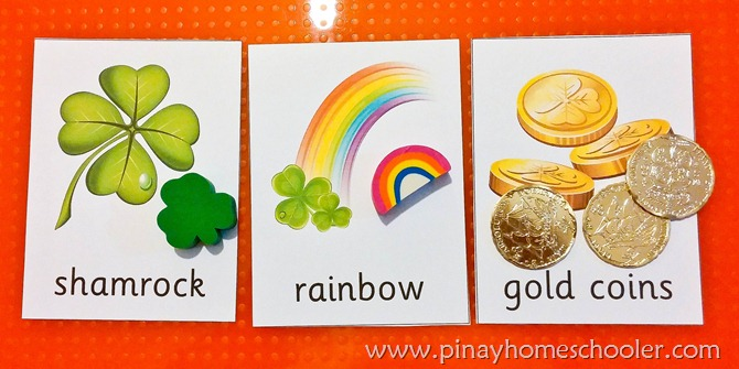 St. Patrick's Activity: Language and Vocabulary