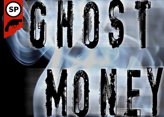 Ghost Money by Andrew Nette - thumbnail