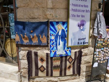Suveniruri crestine in Iordania