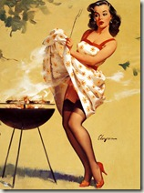 Barbecue_Pinup