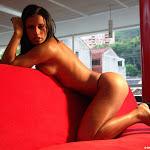 Andrea Rincon, Selena Spice Galeria 52 : Sofa Rojo Pasion, Lenceria Con Encaje – AndreaRincon.com Foto 18