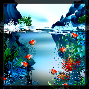 Download real fish live wallpaper free apk on pc for Live fish games