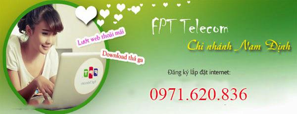 Đăng Ký Lắp Đặt Internet Tại Nam Định