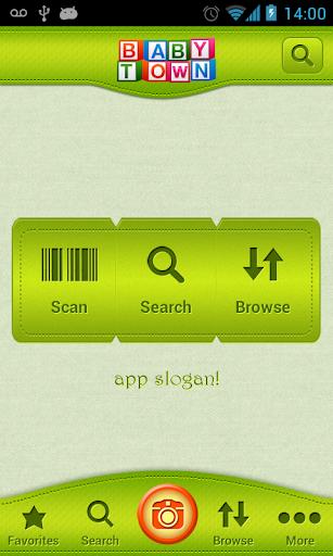 Crowdi.me - Demo Shop App