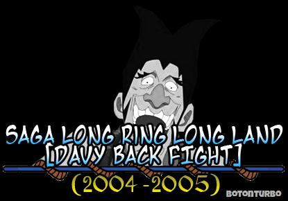 One Piece - Saga Long Ring Long Land