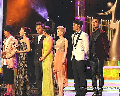 STARHUB TVB AWARDS 2013 Bosco Wong Kenneth Ma Mandy Wong Hin Law Ruco Chan Grace Tan Grace Wong, Jamie Chik, Corinna Chamberlain, Michelle Yim In Singapore Marina Bay Sands Hong Kong Stars
