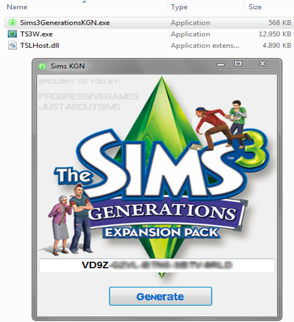 the sims 3 crack registration code