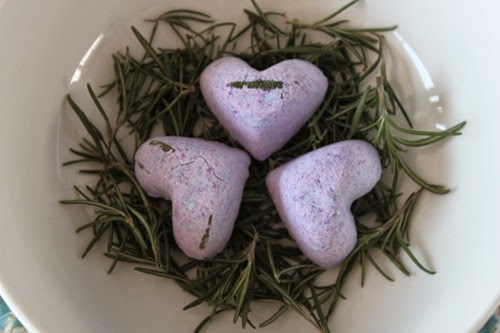 Lavender Bath Fizzies