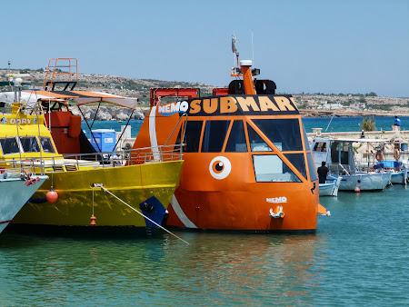 La mare in Cipru: Nemo in Aya Napa