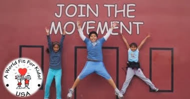 Join The Movement A World Fit For Kids