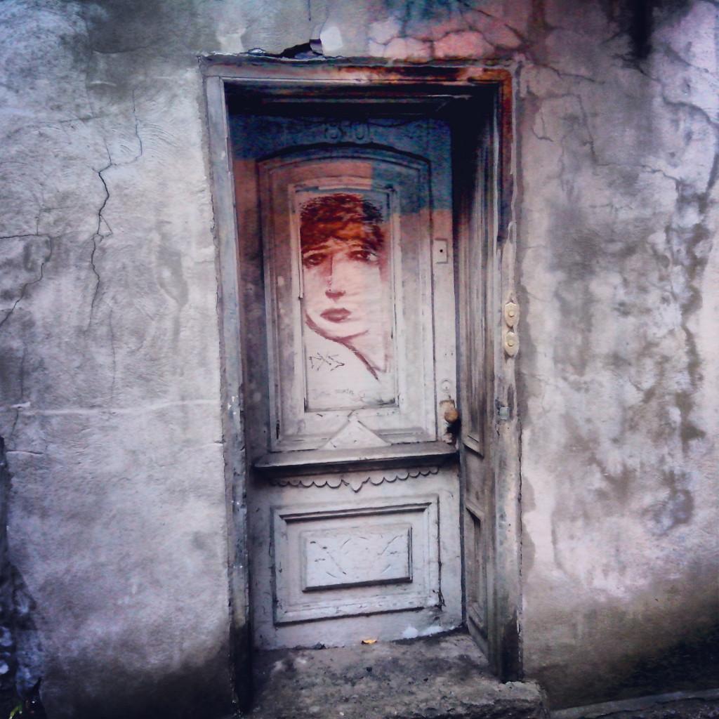 Une porte dans la Basse Ville
