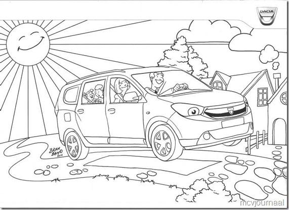 Dacia Techniek En Tuning Met De Dacia Op Vakantie Enkele Tips