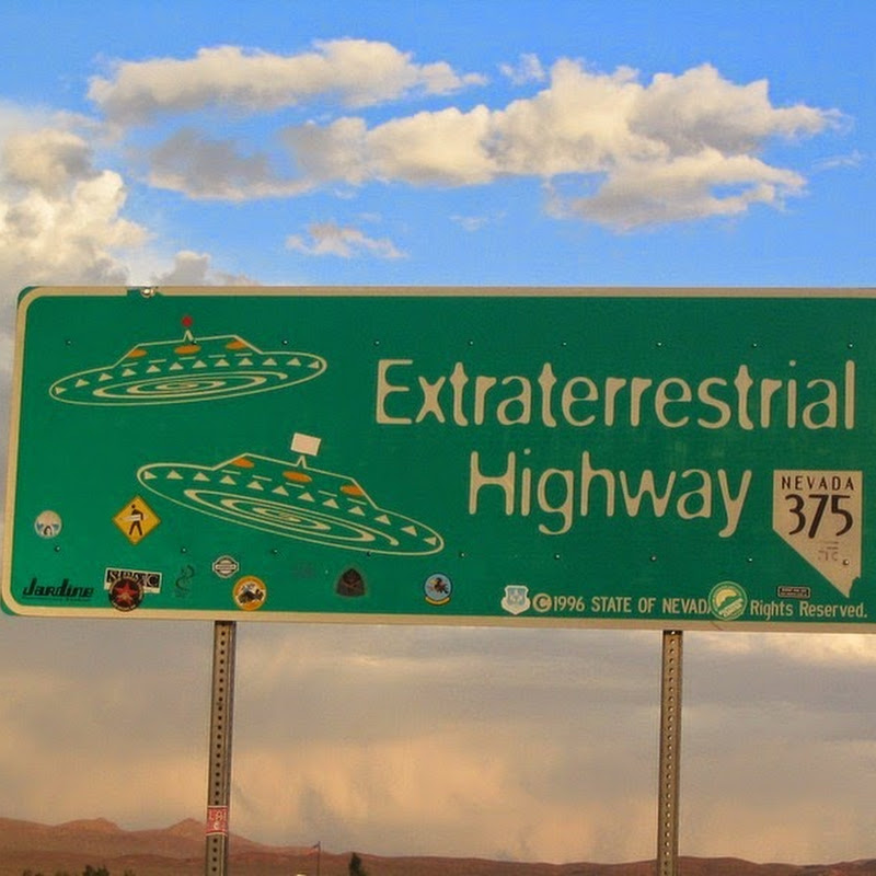 The Extraterrestrial Highway, Nevada
