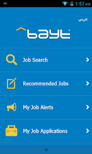 Bayt.com - screenshot thumbnail