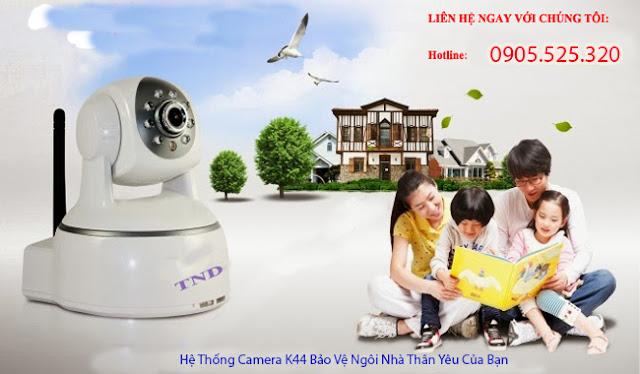 Lắp Đặt Camera Quan Sát Bình Thuận
